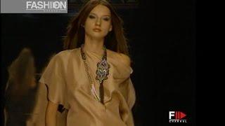 LUCIANO SOPRANI Spring Summer 2010 Milan   Fashion Channel