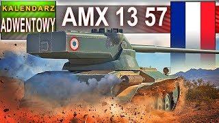AMX 13 57 - przyjemny bączek - DZIEŃ 17 - World of Tanks