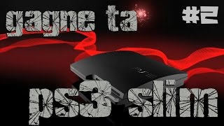 [ OUVERT ] Concours : Gagne ta PS3 Slim !!!  #2