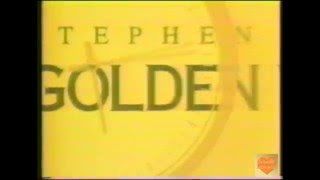 Stephen King's Golden Years CBS Television Commercial 1991