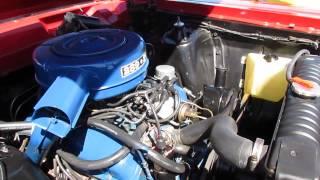 1967 Ford Fairlane Walk a round