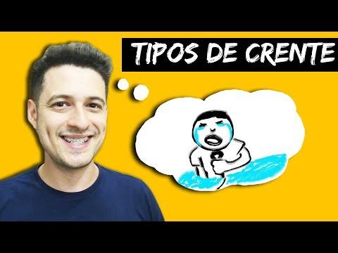 TIPOS DE CRENTE QUE EXISTEM EM TODAS AS IGREJAS
