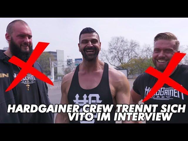 Vito im Interview - Hardgainer Crew löst sich auf, Trennung von GN, Filmkarriere, uvm.