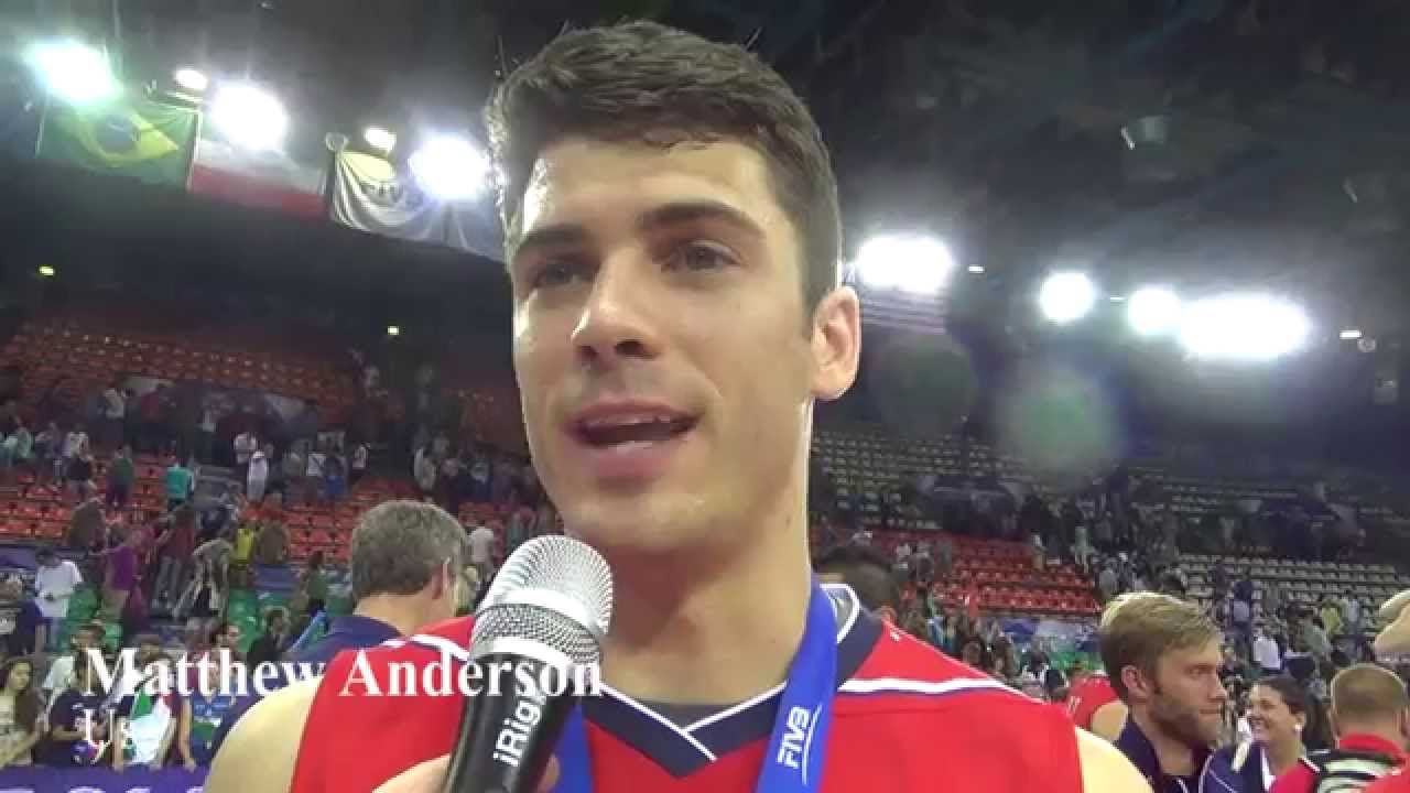 Matthew Anderson interview - YouTube