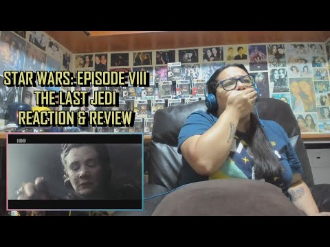 "Star Wars: Episode VIII ""The Last Jedi"" MOVIE REACTION & REVIEW 