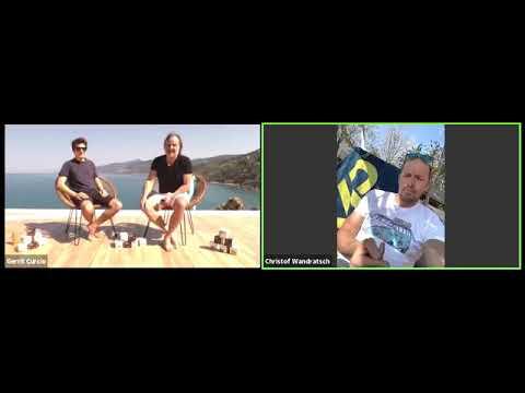 Live Interview auf Sizilien - Aaron und Gerrit Curcio - Christof Wandratsch - Hotel Kalura