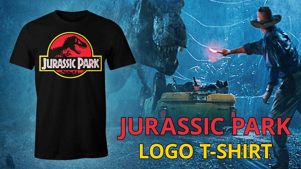 Jurassic Park Das Shirt Zum Filmklassiker Youtube
