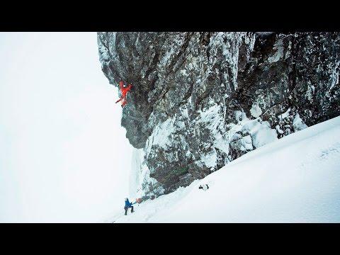 Dani Arnold Climbing Anubis XII 12