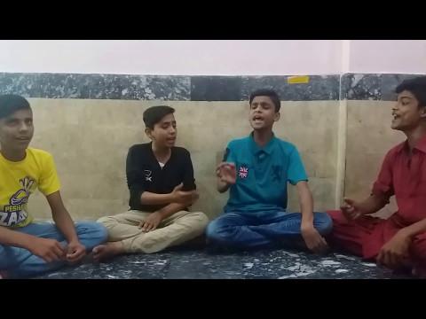 Nanhy Nohay Khawan of Anjuman e Hussaini Alfukraa  Behtreen Awaz mein Qasida thumbnail