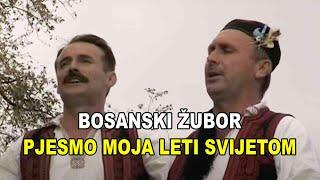 Bosanski Zubor - Pjesmo moja leti svijetom