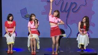 Apink(에이핑크) 'FIVE' Showcase Points choreography (포인트 안무, Pink UP, 쇼케이스)