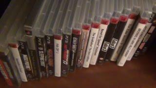 Обзор моих дисков для Sony Playstation 3