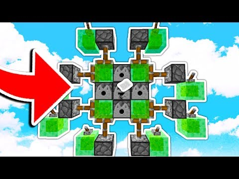 WE FOUND A MONEY DUPLiCATiON GLiTCH ON MY SERVER! ( Minecraft Skyblock )