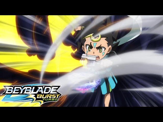 Beyblade Burst Evolution русский | сезон 2 | Эпизод 18 | Подземный лабиринт
