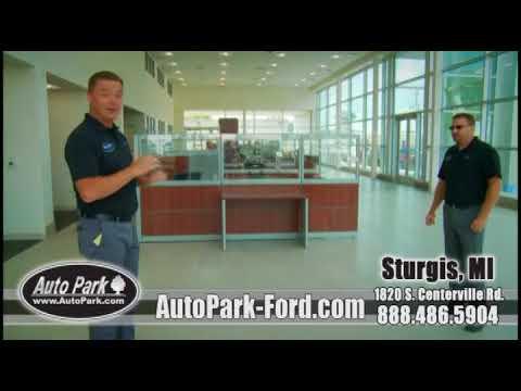 Auto Park Ford Dealership