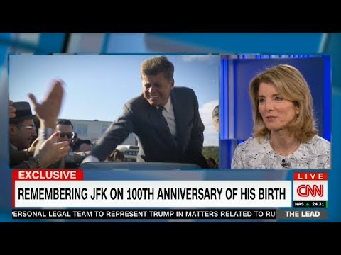 Caroline Kennedy Interview: Remembering JFK on Anniversary of his birth, Video Honors JFK