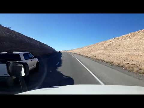 BigRigTravels LIVE! Mesquite to Las Vegas, Nevada Interstate 15 South-Jan. 24, 2019