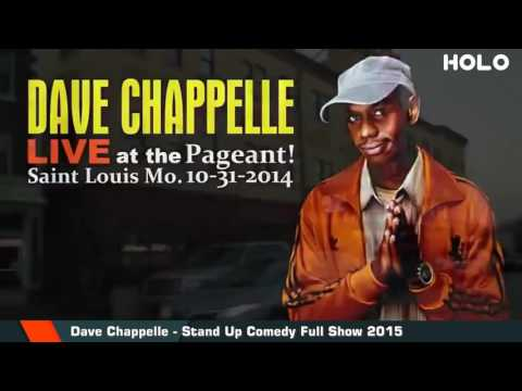 Dave Chappelle Stand Up Comedy Show 2015