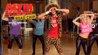 "Alvin and the Chipmunks: The Road Chip | ""Squeaky Wiggle"" Dance Instructional Video 