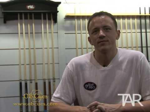 TAR: Shane Van Boening Interview