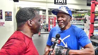 Floyd Mayweather Sr. predicts KSI vs. Logan Paul...The answer will shock you!