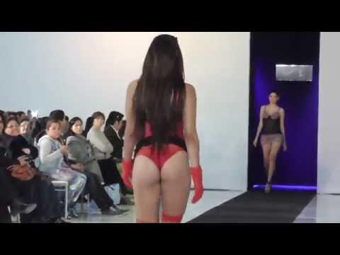 22cbe7026c Desfile en Lencería. VI Speed Fashion 2015 - YouTube