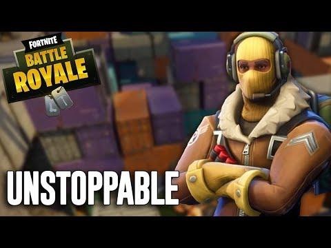 Unstoppable - Fortnite Battle Royale Duos Gameplay - Ninja and TimTheTatman