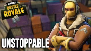 Unstoppable - Fortnite Battle Royale Duos Gameplay - Ninja and TimTheTatman