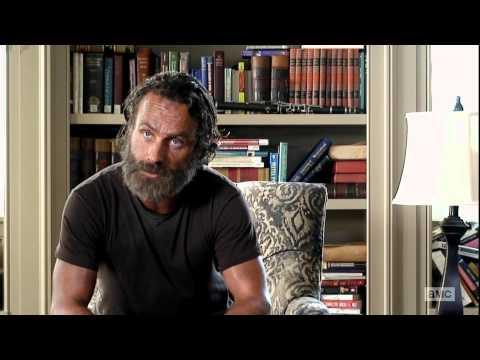 The Walking Dead Season 5: Episode 12 - Rick's interview | HD