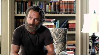 The Walking Dead Season 5: Episode 12 - Rick's interview | HD