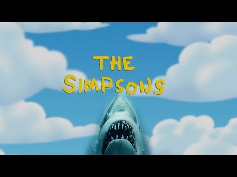 Thumbnail: Jaws References in The Simpsons