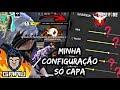 MELHOR CONFIGURAÇÃO PARA SUBIR CAPA (HS) EMULADOR/MOBILE - GARU SETTINGS FREE FIRE (HIGHLIGHTS)
