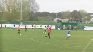 Campionato Eccellenza 29a giornata: Atletico Cenaia - Urbino Taccola (sintesi)
