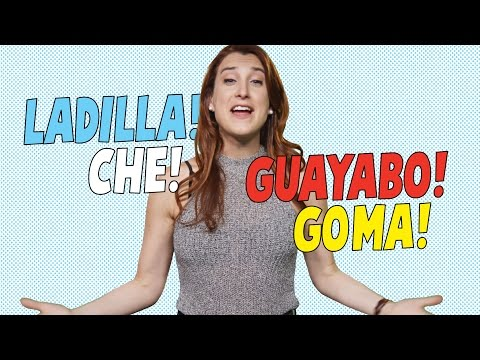 13 Great Latin American Slang Words  - Joanna Rants