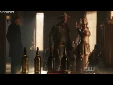 Legends of Tomorrow 3x18/Sara and Ava talk/Sara's Speech about being Legends