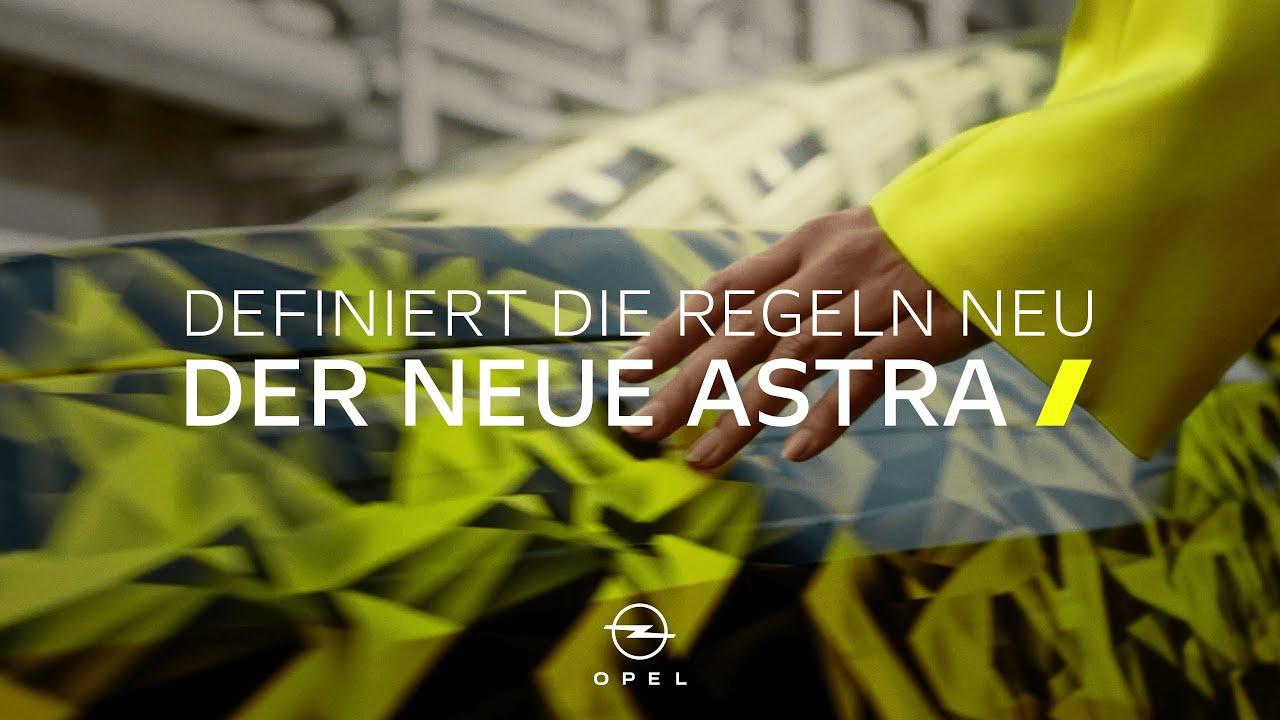 Neue Opel Astra-Generation | Definiert die Regeln neu