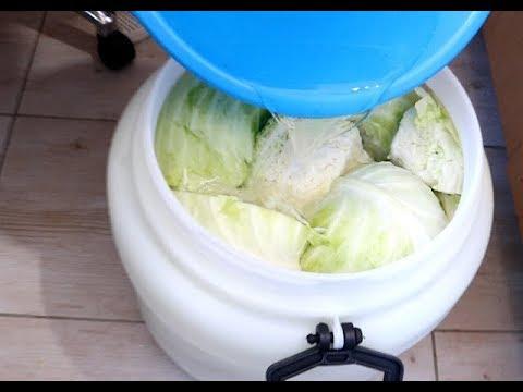 Bakina Kuhinja-najbolji Način Da Ukiselite Kupus Za Zimu