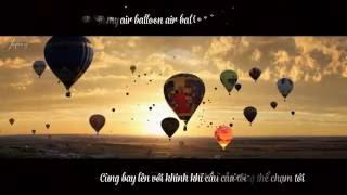 Repeat youtube video Vietsub   Air Balloon - Lily Allen「Video Lyrics」