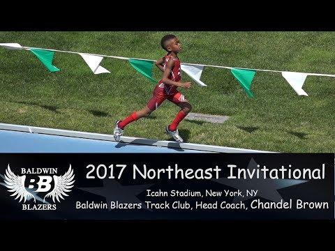 Baldwin Blazeers @ 2017 Northeast Invitational (Icahn Stadium)