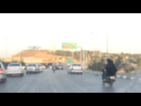 Mashhad Vakilabad Boulevard - Iran