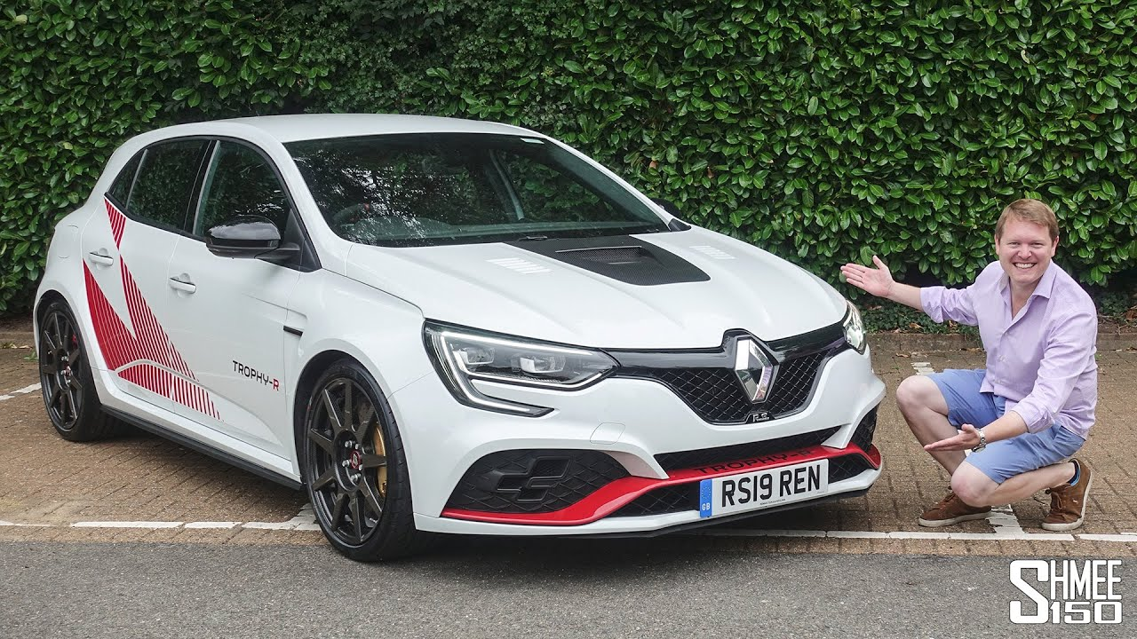 The £72k Megane RS Trophy-R Nurburgring Pack is an OUTRAGEOUS Hot Hatch!