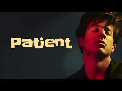 Charlie Puth - Patient (Lyrics)