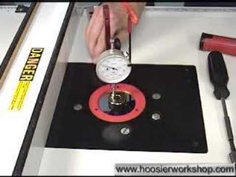 Hoosier workshop diy porter cable router lift youtube hoosier workshop diy porter cable router lift greentooth