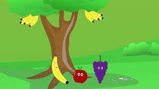 """Bamboo Kids Media- """"CRUNCHIDEEDOO"""" (Fruits and Veggies song) Original"""