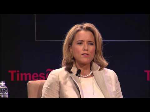 Téa Leoni, Tim Daly, Morgan Freeman, Barbara Hall, Lori McCreary | Clip | TimesTalks