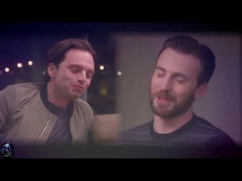 Chris Evans and Sebastian Stan || Sad song