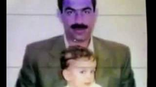 The voice of 7 year old son of executed Kurdish/Iranian Farhad Vakili - May 2010
