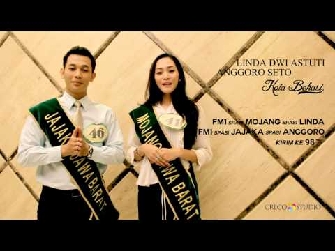 Abang Mpok Kota Bekasi 2012 (Linda & Anggoro)