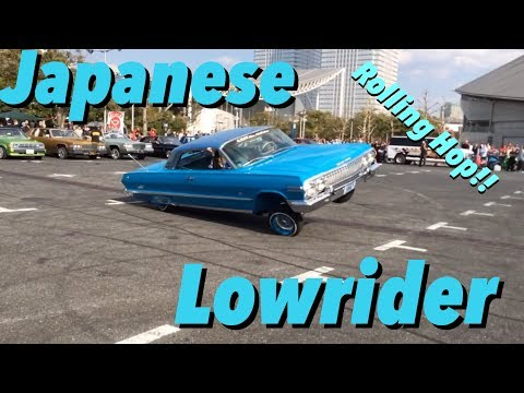 LOWRIDER ローライダー new style custom auto show [NEXT] 2014