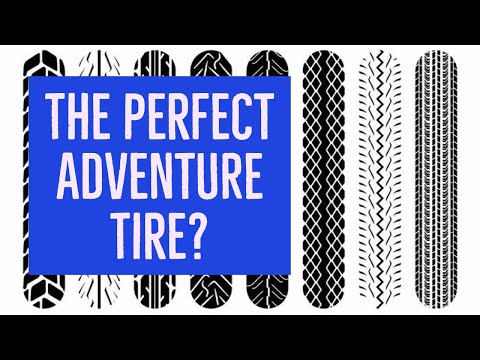 The Absolutely Perfect Adventure Tire